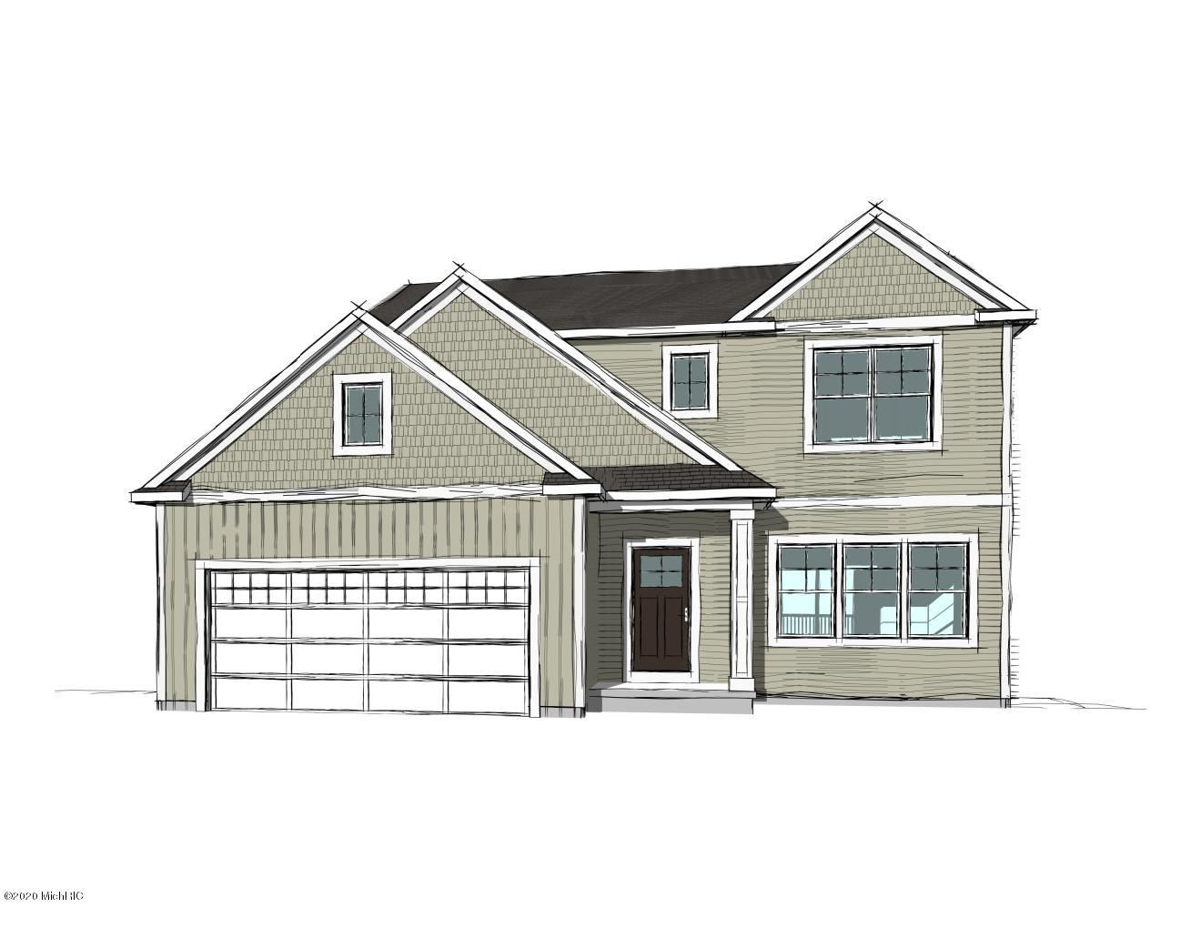 3872 Elmridge Drive #lot 177, Holland, MI 49424 - MLS#: 20045987