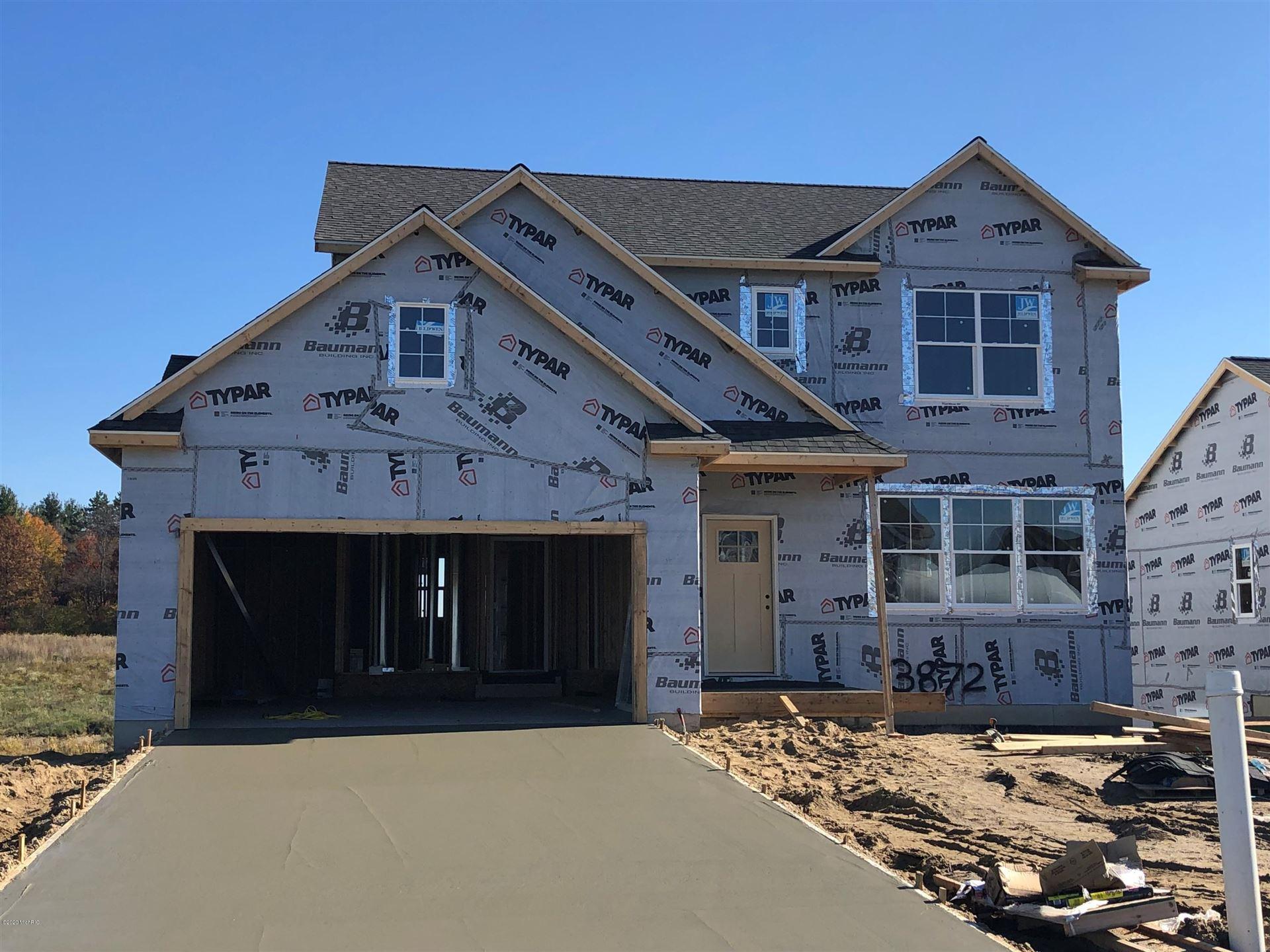Photo of 3872 Elmridge Drive #lot 177, Holland, MI 49424 (MLS # 20045987)