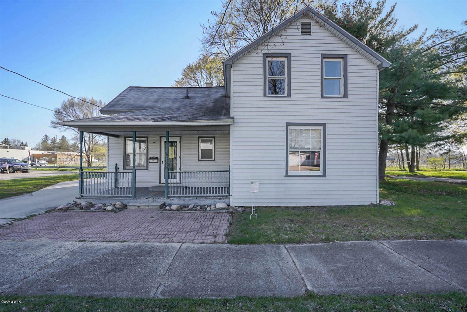 828 N 4th Avenue, Big Rapids, MI 49307 - #: 20013988