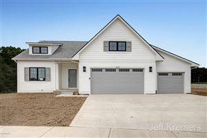 Photo of 687 Stonebriar Circle #5, Grandville, MI 49418 (MLS # 18039991)