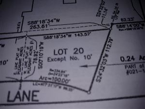 Photo of Clover Ln #Lot 20, Saranac, MI 48881 (MLS # 17038993)
