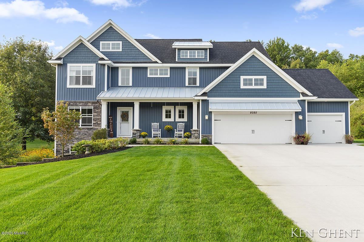 8080 Buttrick Woods Court, Alto, MI 49302 - MLS#: 20038994