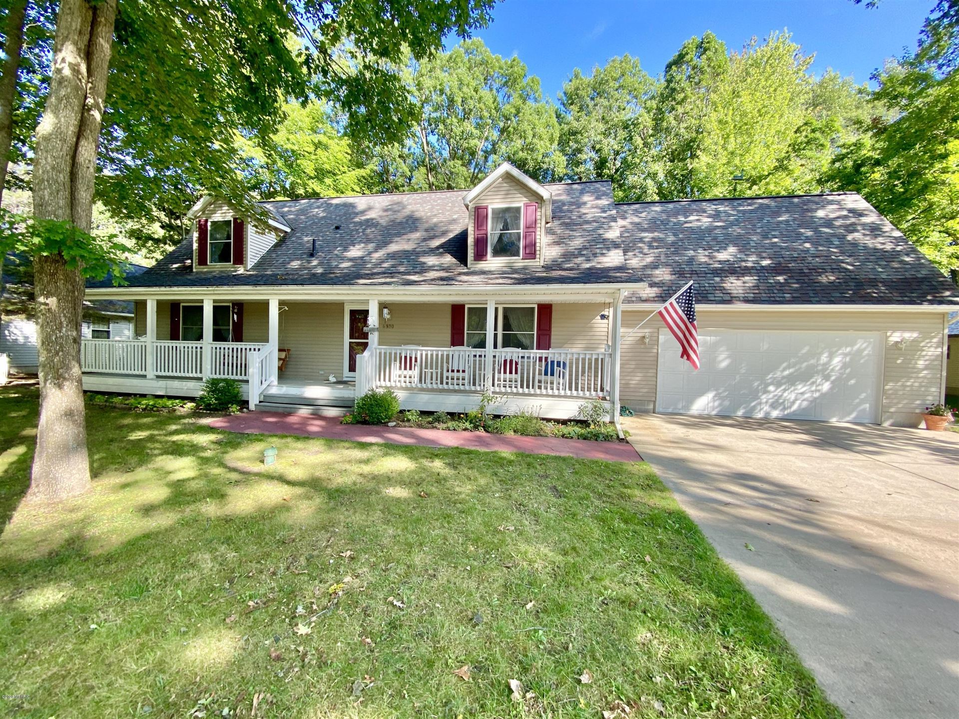 6930 Clubhouse Drive E, Canadian Lakes, MI 49346 - MLS#: 20037995