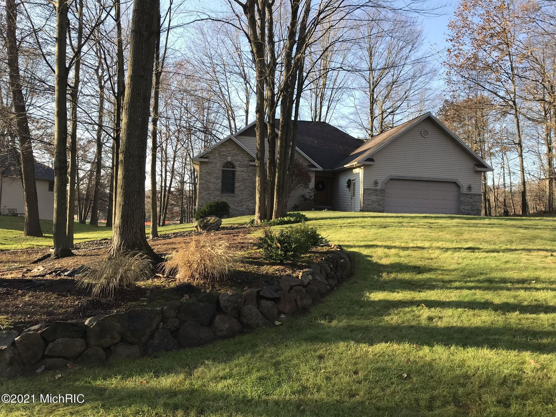 9330 E Circle Drive, Canadian Lakes, MI 49346 - MLS#: 21002995