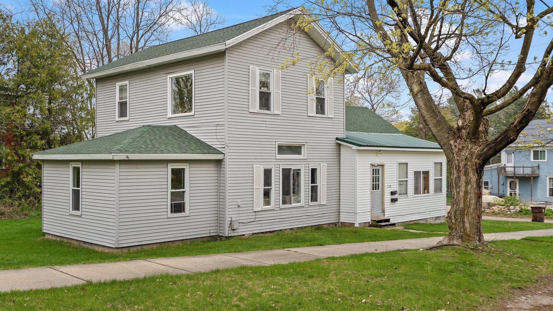 218 W Pine, Big Rapids, MI 49307 - MLS#: 21014996