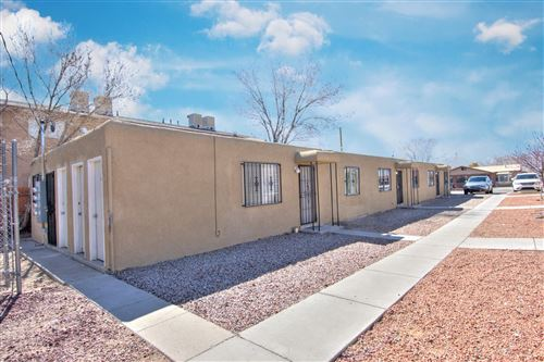 Photo of 424 RHODE ISLAND Street NE, Albuquerque, NM 87108 (MLS # 980001)