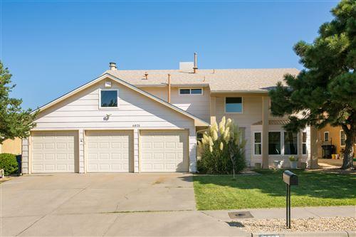 Photo of 6825 VIVIAN Drive NE, Albuquerque, NM 87109 (MLS # 1001002)