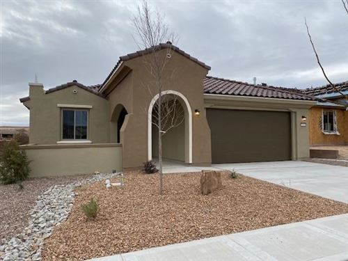 Photo of 9240 Wind Caves Way NW, Albuquerque, NM 87120 (MLS # 960002)