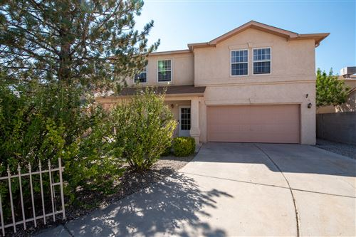 Photo of 6412 SUNRAY Court NW, Albuquerque, NM 87120 (MLS # 978003)