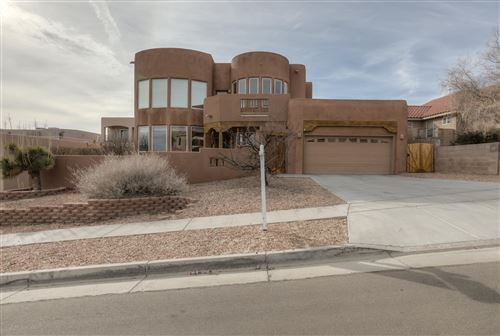Photo of 9813 CLEARWATER Street NW, Albuquerque, NM 87114 (MLS # 963006)