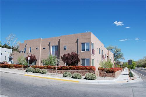 Photo of 1101 DR MARTIN LUTHER KING JR Avenue NE #12, Albuquerque, NM 87106 (MLS # 979006)
