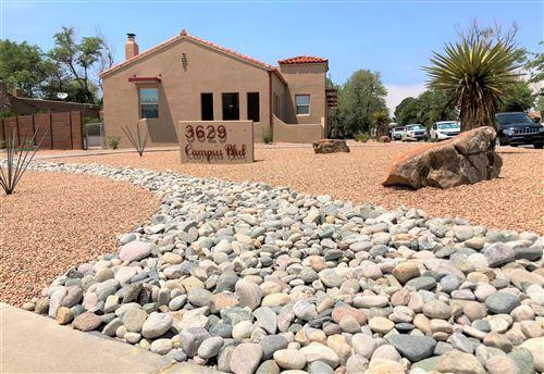Photo of 3629 CAMPUS Boulevard NE, Albuquerque, NM 87106 (MLS # 997007)