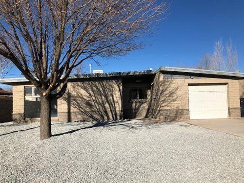 Photo of 1123 GRETTA Street NE, Albuquerque, NM 87112 (MLS # 983009)
