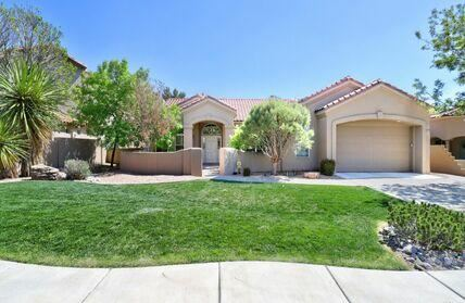 Photo of 12020 IRISH MIST Road NE, Albuquerque, NM 87122 (MLS # 991010)