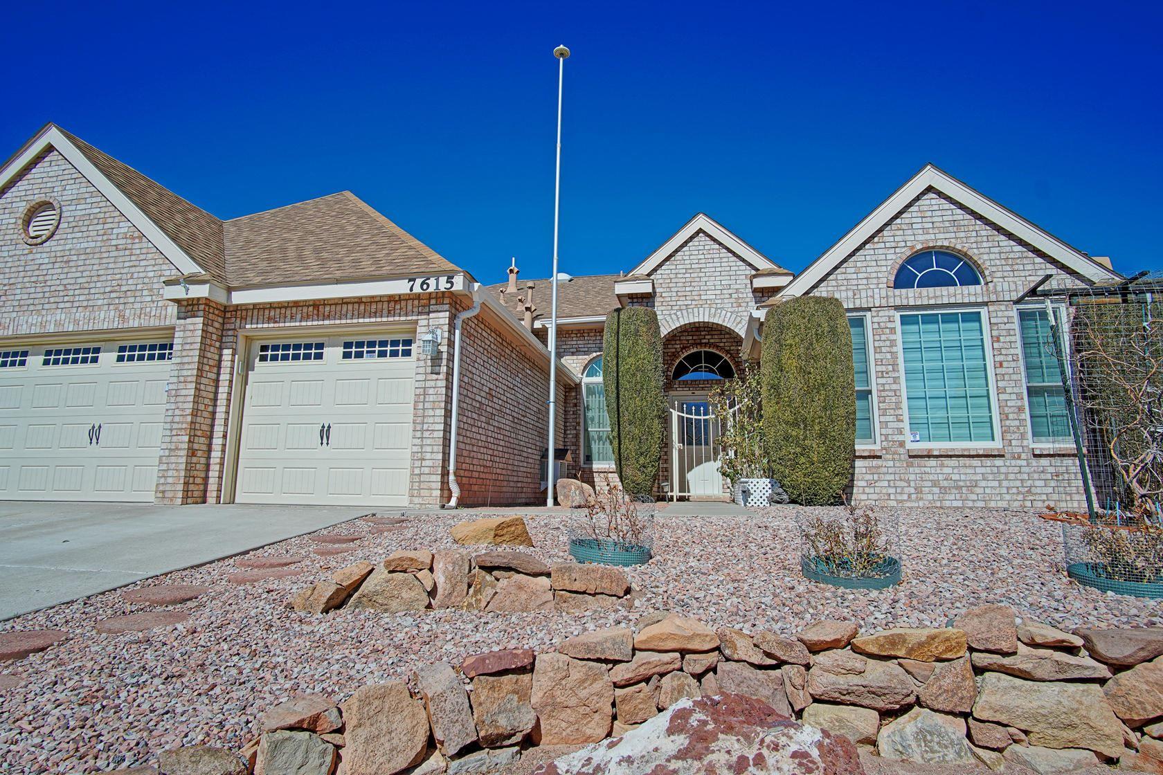 7615 RICHMOND HILL Road NW, Albuquerque, NM 87120 - #: 987011