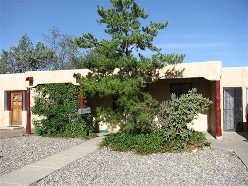 Photo of 313 TRUMAN Street NE, Albuquerque, NM 87108 (MLS # 966013)