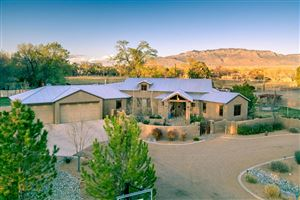 Photo of 727 San Juan Place, Los Ranchos, NM 87107 (MLS # 915017)