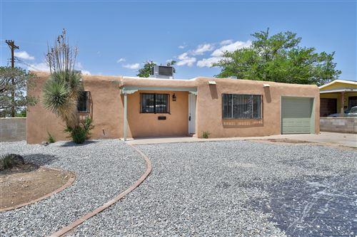 Photo of 1101 TOMASITA Street NE, Albuquerque, NM 87112 (MLS # 992017)