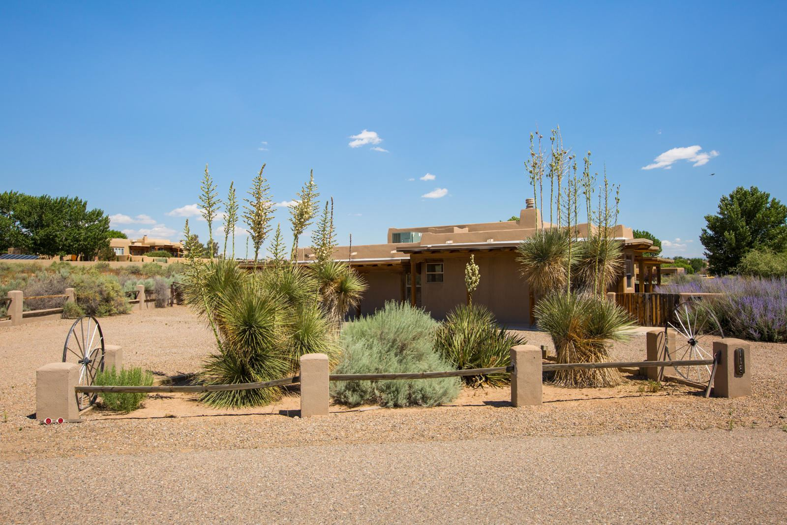 Photo of 118 THANES Way, Corrales, NM 87048 (MLS # 962017)