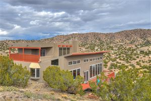 Photo of 75 Camino De Las Huertas, Placitas, NM 87043 (MLS # 940018)