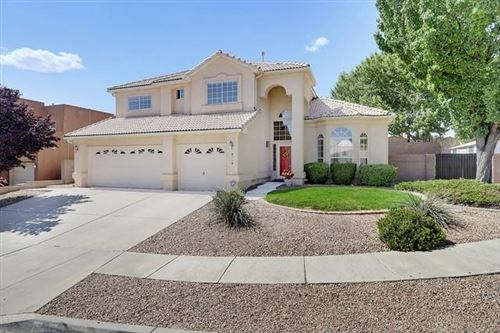 Photo of 8119 Rancho Cielo NW, Albuquerque, NM 87120 (MLS # 978020)