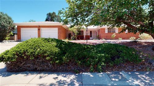 Photo of 2408 CUTLER Avenue NE, Albuquerque, NM 87106 (MLS # 990020)