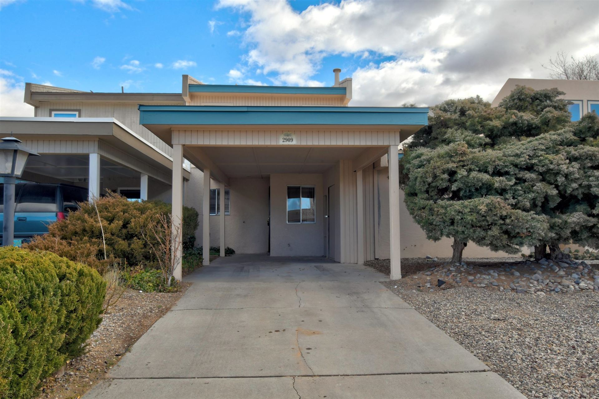2909 TURF Lane SE, Rio Rancho, NM 87124 - MLS#: 987020