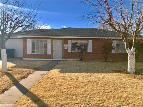 Photo of 2531 General Arnold Street NE, Albuquerque, NM 87112 (MLS # 978021)