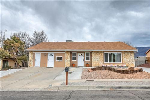 Photo of 7321 VIVIAN Drive NE, Albuquerque, NM 87109 (MLS # 987021)
