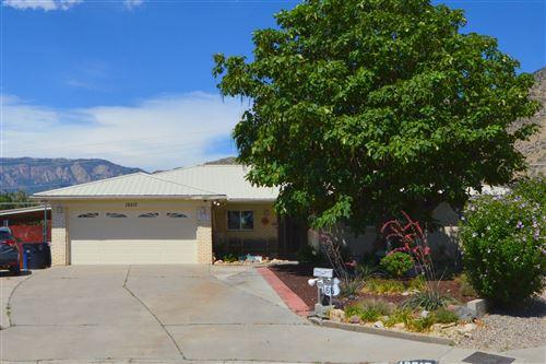 Photo of 12517 Phoenix Avenue NE, Albuquerque, NM 87112 (MLS # 973023)