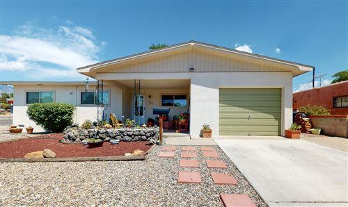 Photo of 3608 INCA Street NE, Albuquerque, NM 87111 (MLS # 974023)