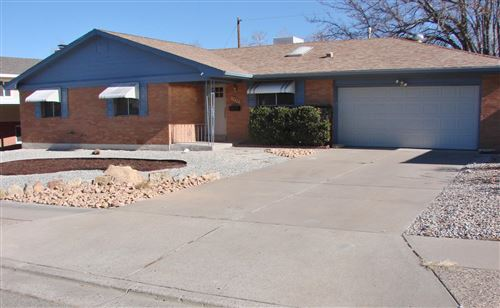 Photo of 3420 PICKARD Avenue NE, Albuquerque, NM 87110 (MLS # 960027)