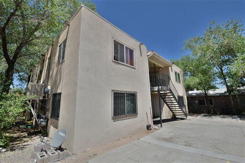 Photo of 121 General Arnold Street NE, Albuquerque, NM 87123 (MLS # 974028)
