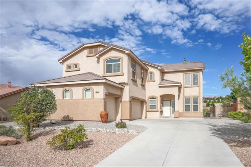 Photo of 1017 THREADGRASS Road NE, Rio Rancho, NM 87144 (MLS # 972031)