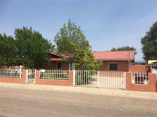 Photo of 616 SEAN Court, Belen, NM 87002 (MLS # 975034)