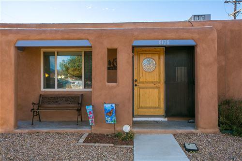 Photo of 8128 Aspen Avenue NE, Albuquerque, NM 87110 (MLS # 981034)