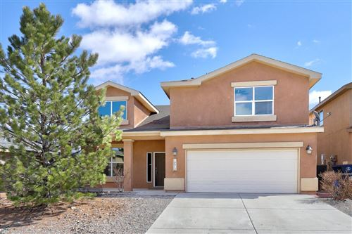 Photo of 10512 CHANCE Court NW, Albuquerque, NM 87114 (MLS # 988034)