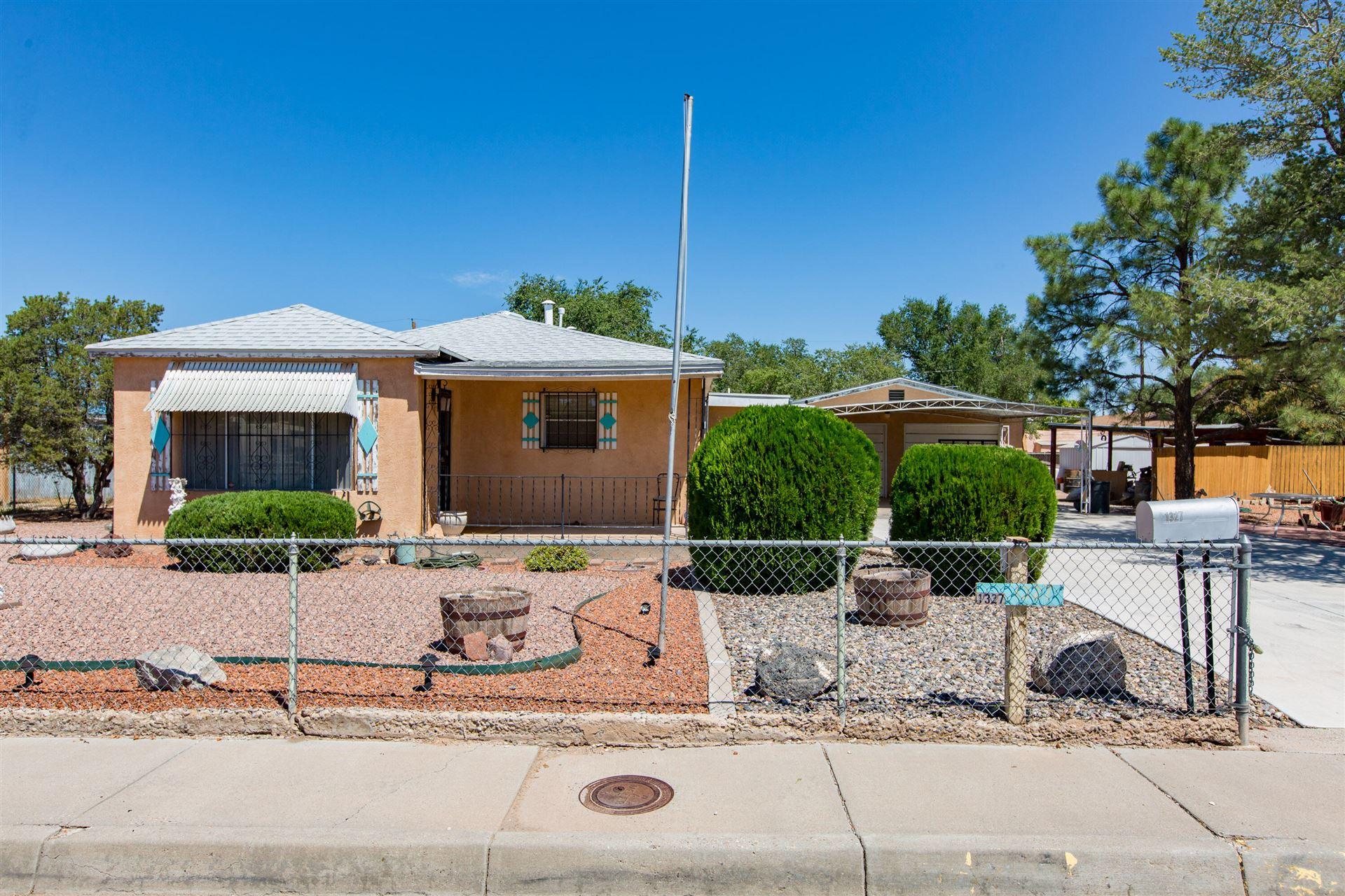 1327 PONDEROSA Avenue NW, Albuquerque, NM 87107 - #: 1000034