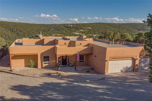 Photo of 35 RANCHO VERDE, Tijeras, NM 87059 (MLS # 992035)