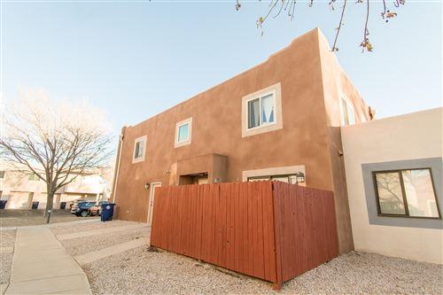 Photo of 4801 IRVING Boulevard NW #3202, Albuquerque, NM 87114 (MLS # 981039)