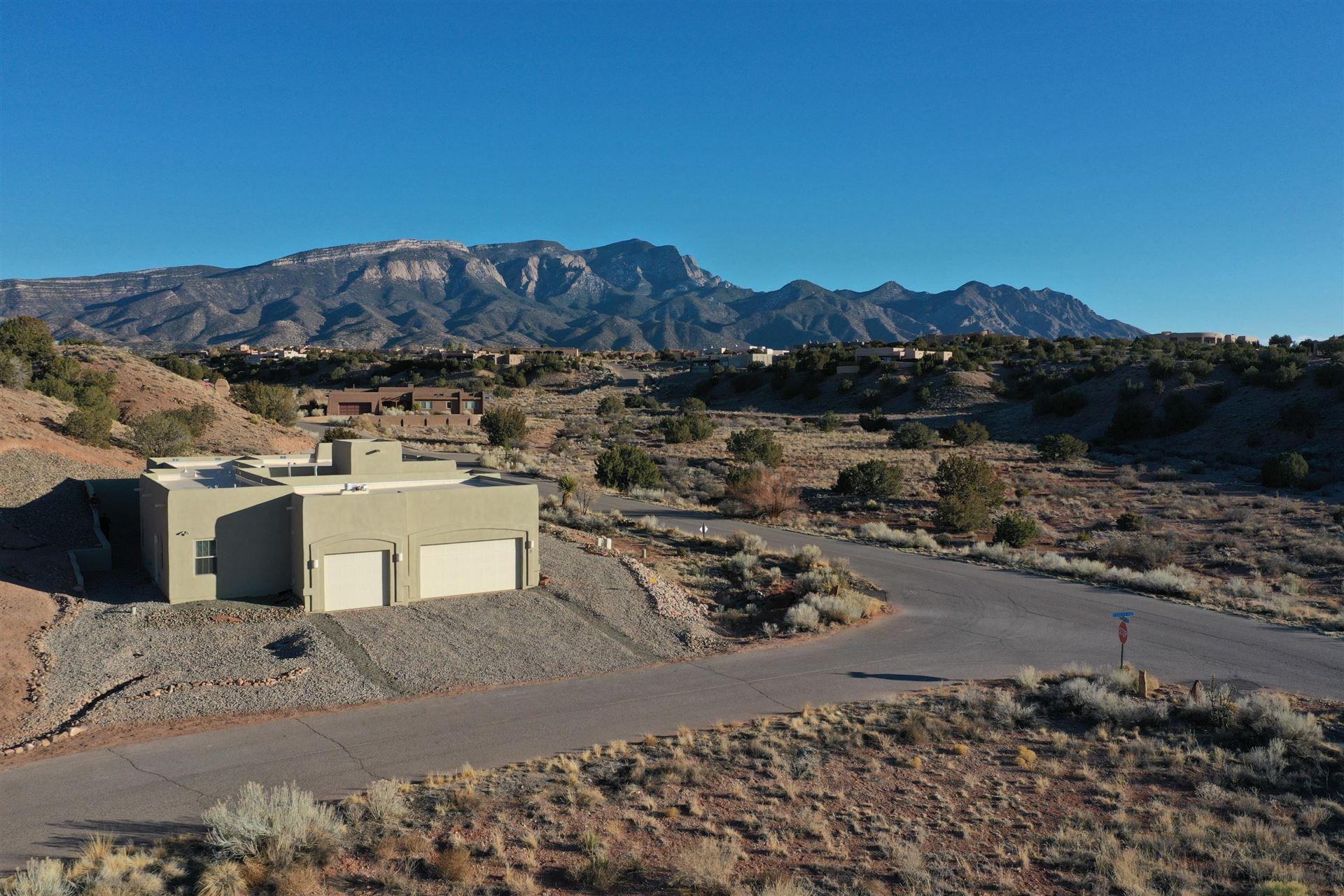 Photo of 2 petroglyph Place, Placitas, NM 87043 (MLS # 987039)