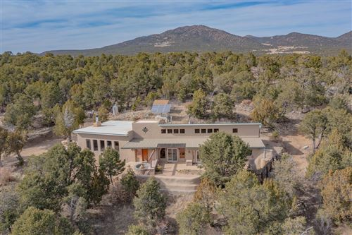 Photo of 40 Calle Del Cedro, Sandia Park, NM 87047 (MLS # 989040)