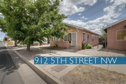 Photo of 912 5th Street NW, Albuquerque, NM 87102 (MLS # 969042)