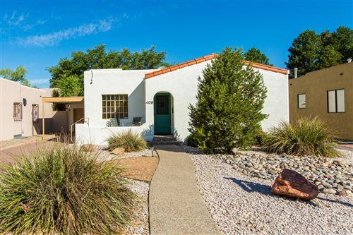 Photo of 409 TULANE Place NE, Albuquerque, NM 87106 (MLS # 973042)