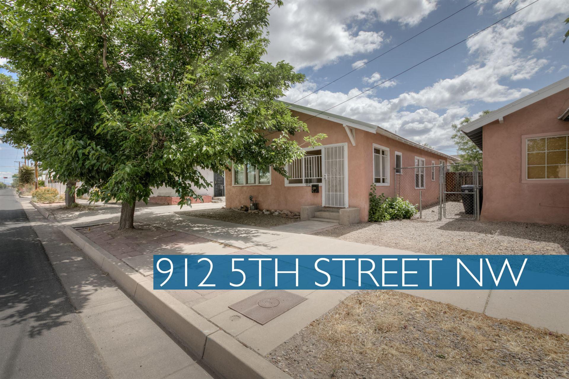 912 5th Street NW, Albuquerque, NM 87102 - #: 969042