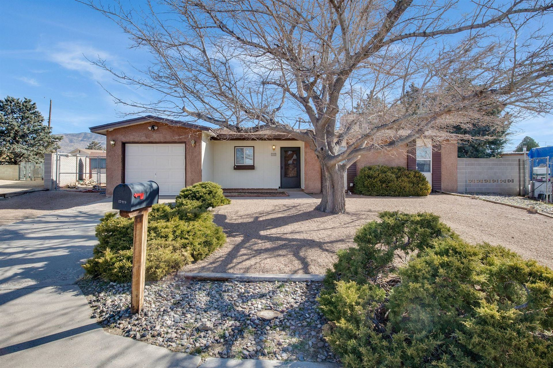 12417 CLOUDVIEW Avenue NE, Albuquerque, NM 87123 - MLS#: 987044