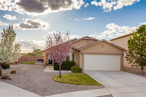 Photo of 3705 LUCID MEADOWS Drive NE, Rio Rancho, NM 87144 (MLS # 966046)
