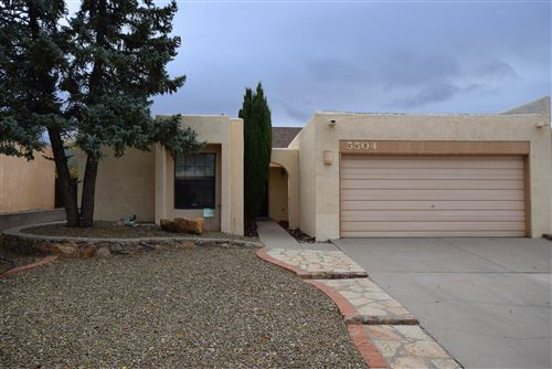 Photo of 5504 AMISTAD Road NE, Albuquerque, NM 87111 (MLS # 980047)