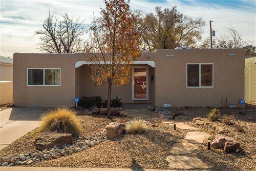 Photo of 5016 PERSHING Avenue SE, Albuquerque, NM 87108 (MLS # 981047)