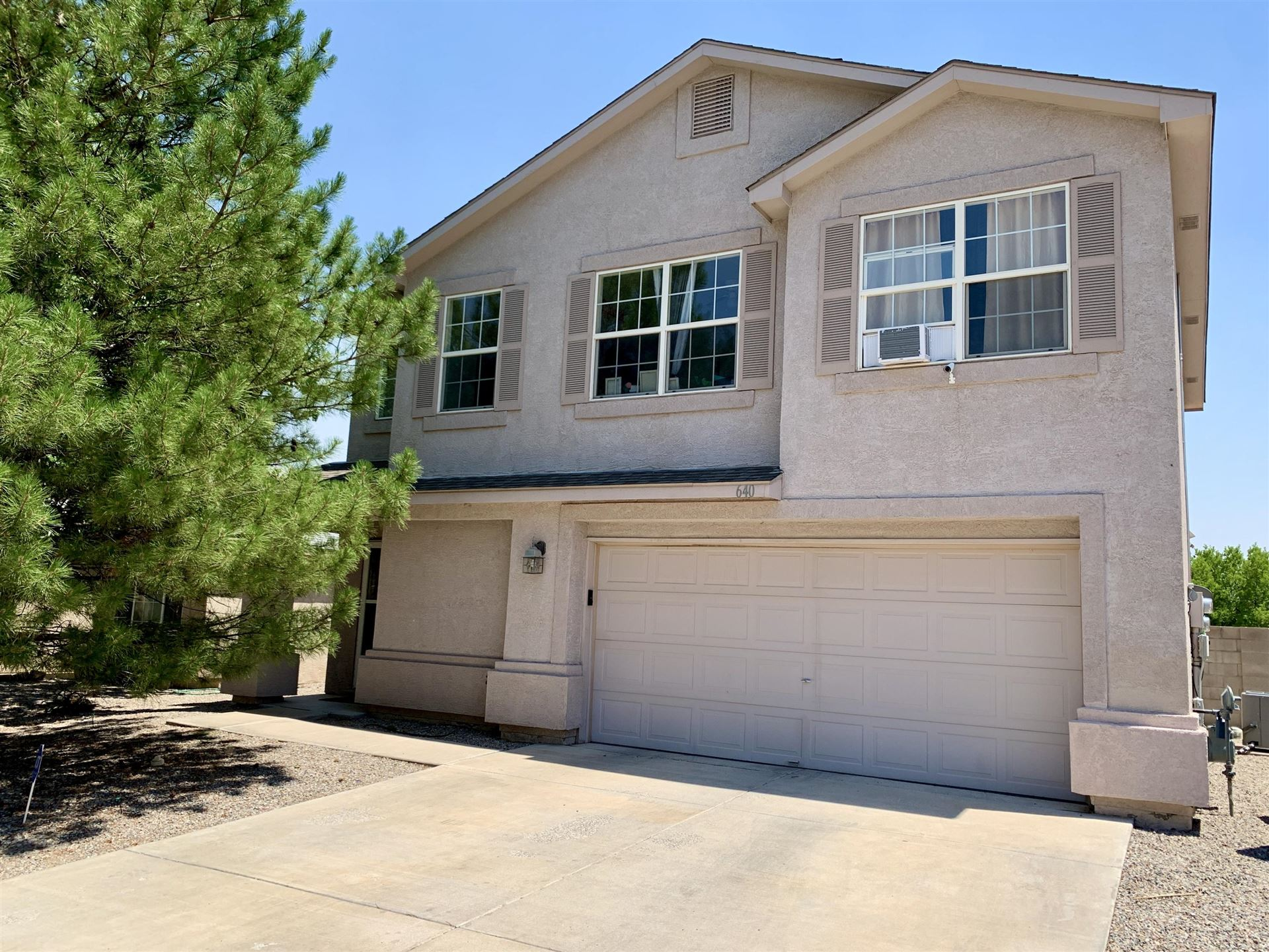 Photo of 640 MORNING MEADOWS Drive NE, Rio Rancho, NM 87144 (MLS # 978047)